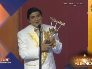 Retro: Hace unos ayeres en Premios TVyNovelas