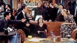 ¡OMG! Actor de Friends golpeaba a importante político
