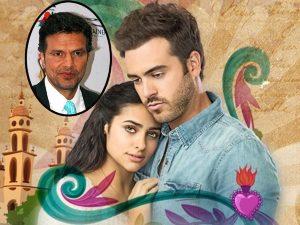 ¡Agustín Arana se integra al elenco de 'Mi Adorable Maldición'! (FOTO)