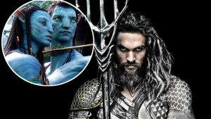 Aquaman sustituye a Avatar 2... ¡lo manda al fondo del océano!