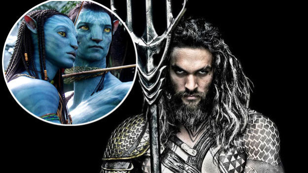 'Aquaman' sustituye a 'Avatar 2'... ¡lo manda al fondo del océano!