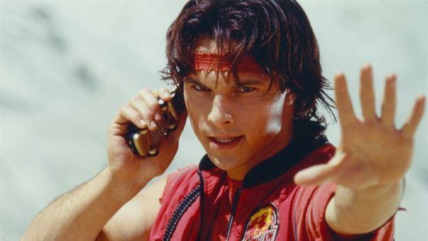Ricardo Medina Jr. sólo trabajó en los Power Rangers