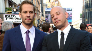 ¡Paul Walker ayudó a Vin Diesel para hacer Rápidos y Furiosos 8!