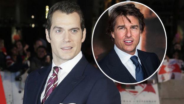 ¡¿Cómo?! Henry Cavill deja  a 'Superman' para estar junto a Tom Cruise