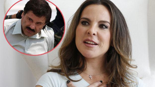 ¡Siempre sí! Kate del Castillo retomará la película de El Chapo