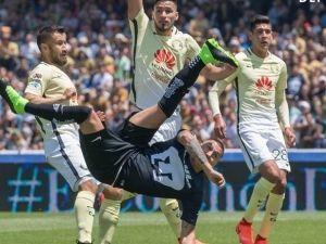 Pumas vs América, Clausura 2017