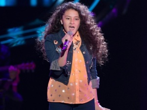 Yuri, hasta las lágrimas en el segundo programa de La Voz Kids