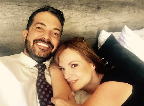 Fernando del Solar encontró el amor con Ana Patricia Rojo