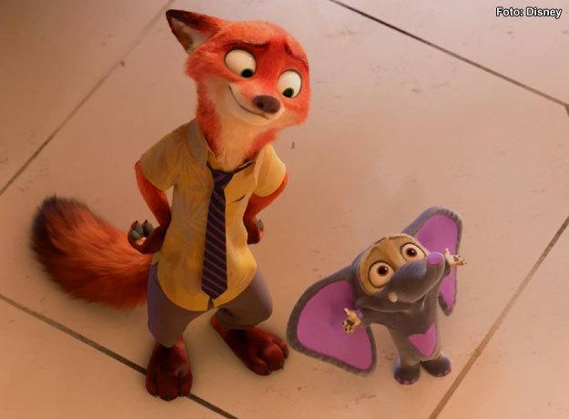 La película de Disney, Zootopia, fue demandada por plagio