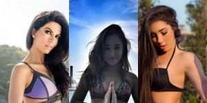 ¡Seductoras! Famosas calientan la primavera e Instagram semidesnudas