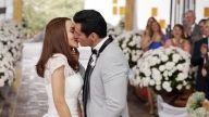 ¡Mucho amor! Te presentamos algunas de las bodas más románticas de las telenovelas