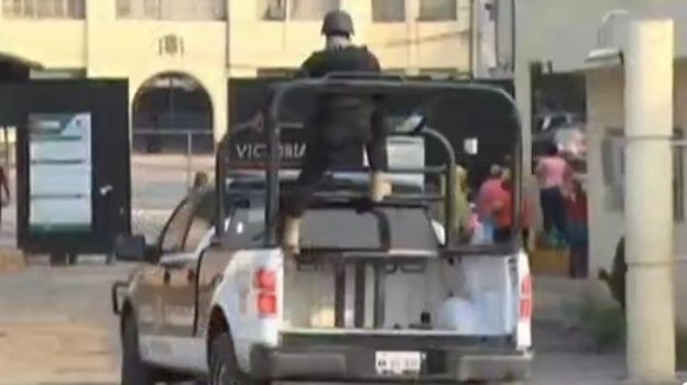 Descubren túnel de 40 metros de largo en penal de Ciudad Victoria tras fuga de reos