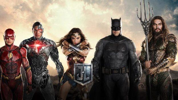 ¡Ya sabemos cuándo se estrenará el tráiler de 'Liga de la Justicia'!