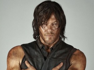 Estrella de 'The Walking Dead' presume romance con candente actriz (FOTO)