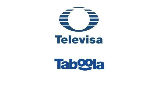 Televisa y Taboola firman alianza estratégica de colaboración