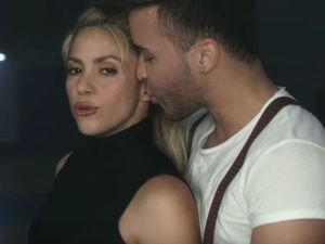 Shakira baila sexy bachata en video de 'Deja Vu' con Prince Royce