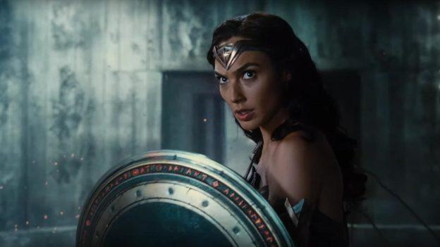 Alistan avance de 'Liga de la Justicia'...¡Mujer Maravilla está aquí!