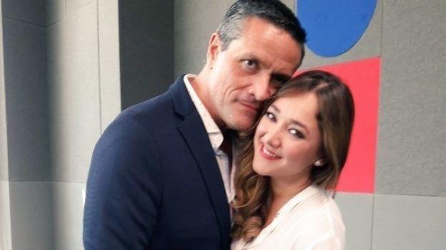 Sherlyn tiene un romance con Francisco Zea