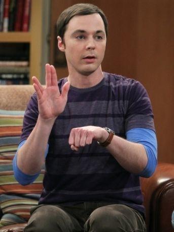 The Big Bang Theory Sheldon test trivia jim parsons espectaculos