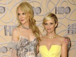 Nicole Kidman Reese Witherspoon pelea big little lies espectaculos