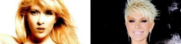 Antes y después de... la carismática Yuri