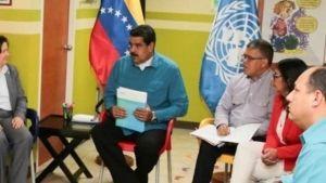 Venezuela pide apoyo a la ONU ante escasez de medicinas