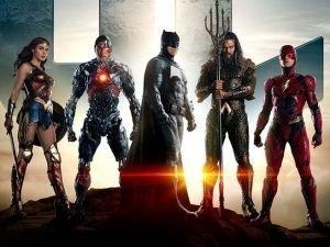 ¡Por fin! La Liga de la Justicia está reunida para impresionante batalla