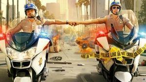 Chips patrulla motorizada recargada trailer michael peña espectaculos
