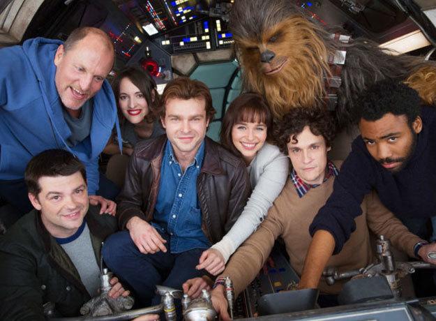 Alden Ehrenreich encabeza el elenco de la película Han Solo