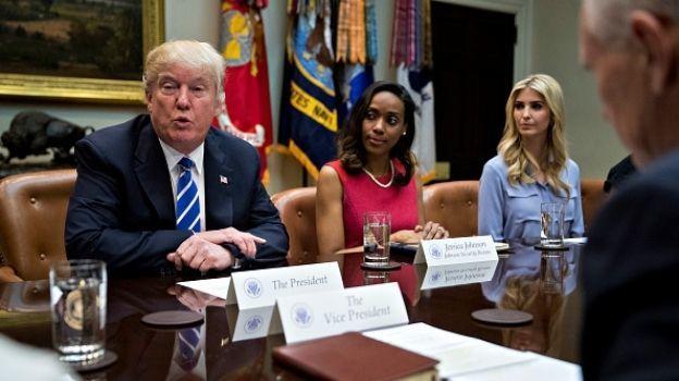 Pequeñas empresarias son prioritarias para Donald e Ivanka Trump