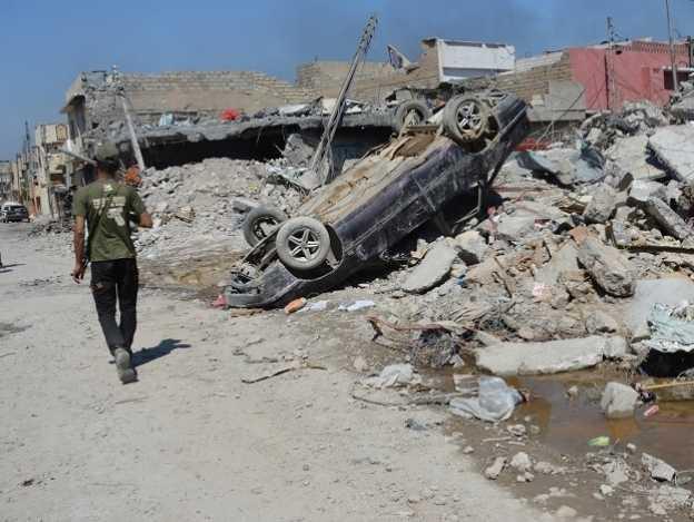 EU hace lo 'posible' para evitar muertes en Mosul: Mattis