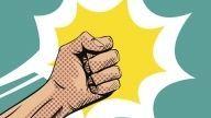 La personalidad de una persona se puede saber por la forma en que cierra el puño.