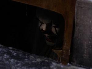 ¡Presentan las primeras imágenes de 'Eso' aterrorizando niños!