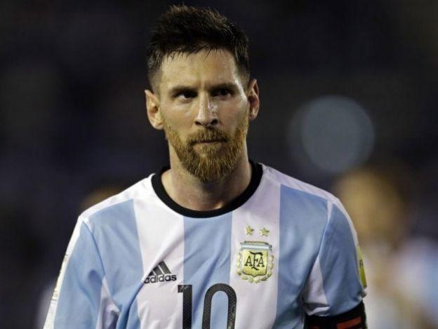 ¡Messi suspendido cuatro juegos!