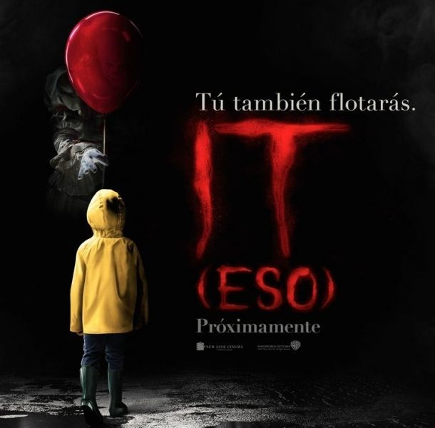 ENTRETENIMIENTO/ ENTERTAINMENT Eso-payaso-poster-terror-610x600