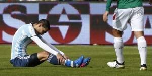 Sin 'Messi'ricordia; Bolivia vence a Argentina