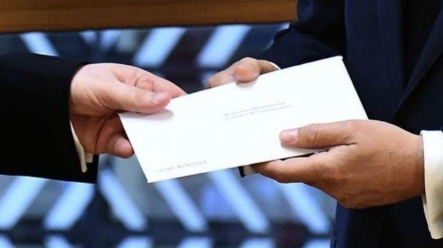 Unión Europea recibe la carta que activa el proceso del Brexit