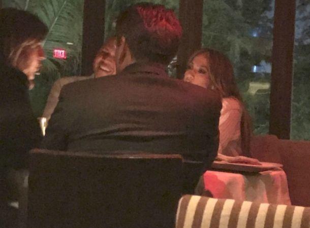 Jennifer Lopez anda con Alex Rodriguez