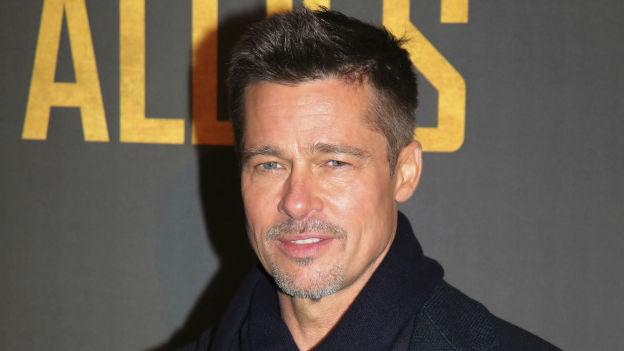 ¿Igual de sexy que Angelina? Brad Pitt tendría romance con esta actriz