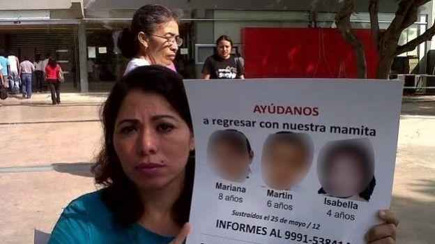 Mujer asesinada en Mérida peleaba custodia de hijos