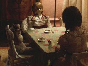 ¡Qué miedo! Revelan título de 'Annabelle 2' (VIDEO)