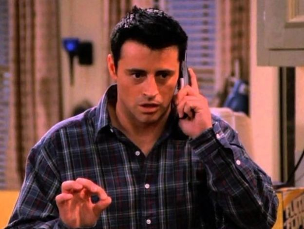 ¡Increíble! Este actor casi interpreta a 'Joey' en 'Friends' (FOTO)