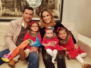 FOTOS + VIDEO: Jacqueline Bracamontes hace fiesta de ensueño para su hija