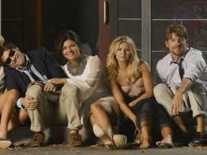 Arrestan a actor de 'Happy Endings'... ¡por posesión de drogas!
