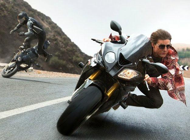 Jeremy Renner hizo mancuerna con Tom Cruise en Misión: Imposible