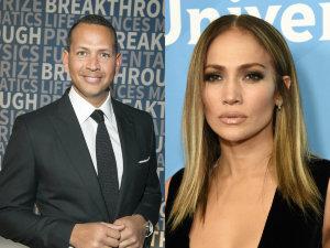 ¡Enamorado hasta los huesos! Así confirma novio de Jennifer Lopez su romance