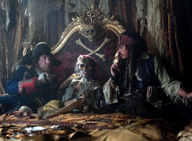 Will Turner -Orlando Bloom- regresa a la quinta entrega de Piratas del Caribe