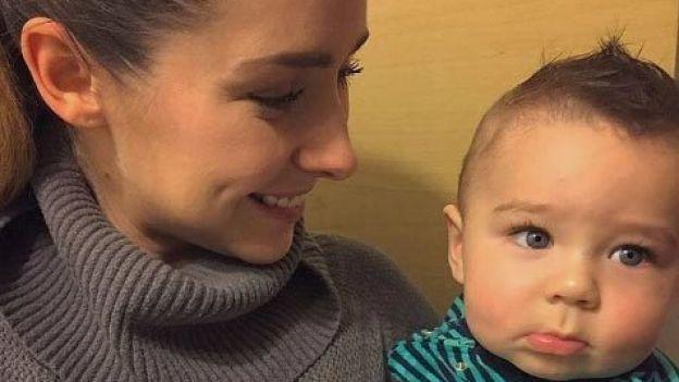 ¡Qué ternura! Hijo de Ariadne Díaz aparecerá en 'Estela Carrillo'