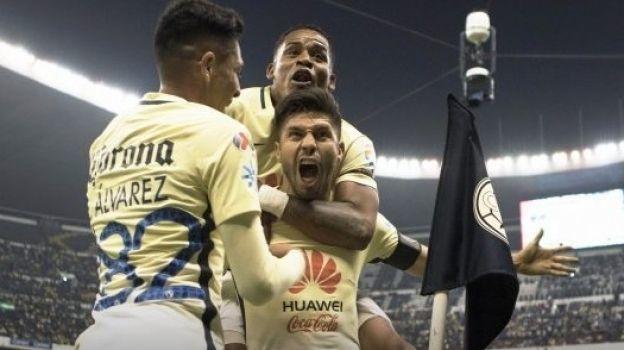 Oribe Peralta admite que tiene en mente el título de goleo con América para el Clausura 2017 y con sus goles encaminar al club a la Liguilla