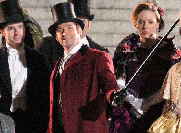 Hugh Jackman salvó a Zac Efron durante el rodaje de The Greatest Showman
